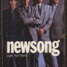 NEWSONG--LIGHT YOUR WORLD Cassette Tape