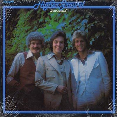 HIGHER GROUND--BROTHERHOOD Vinyl LP