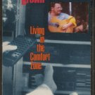 SCOTT WESLEY BROWN--LIVING IN THE COMFORT ZONE Cassette Tape