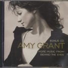 AMY GRANT--MORE MUSIC FROM BEHIND THE EYES Compact Disc (CD)