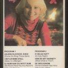 EVIE--JULENS KLOCKEOR, RING! Cassette Tape