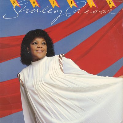 SHIRLEY CASEAR--SAILIN' Vinyl LP