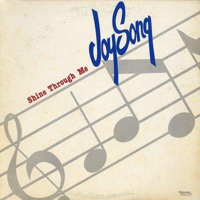 JOYSONG--SHINE THROUGH ME Vinyl LP