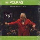 ARTHUR FIEDLER & THE BOSTON POPS ORCHESTRA--GREAT MOMENTS IN MUSIC: POLKAS Vinyl LP