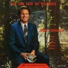JIMMY SWAGGART--GOD TOOK AWAY MY YESTERDAYS Vinyl LP