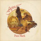 PAM MARK (HALL)--FLYING Vinyl LP (Second Pressing)