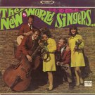 THE NEW WORLD SINGERS--WE WILL ANSWER Vinyl LP