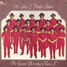 "THE GARY S. PAXTON SINGERS--THE GOSPEL ACCORDING TO ""GARY S."" Vinyl LP"