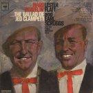 LESTER FLATT & EARL SCRUGGS--HARD TRAVELIN' (Ballad Of Jed Clampett) Vinyl LP