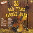 25 OLD TYME FIDDLE HITS Vinyl LP