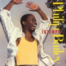 PHILIP BAILEY--TRIUMPH Vinyl LP