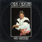 CHRIS CHRISTIAN--LIVE AT SIX FLAGS WITH WHITE HEART Vinyl LP