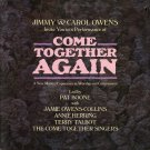 JIMMY & CAROL OWENS--COME TOGETHER AGAIN: A New Musical Experience In Worship... Vinyl LP