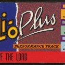"CARMAN--""SERVE THE LORD"" Hi/Medium/Lo Performance Track Cassette Tape"