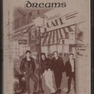 THE ELECTRICS--VISIONS AND DREAMS Cassette Tape (UK)