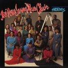 THE NEW JERSEY MASS CHOIR--HEROES Vinyl LP