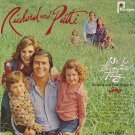 RICHARD AND PATTI ROBERTS--WE HAVE THIS MOMENT TODAY Vinyl LP
