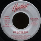 "LENNY LEBLANC--""HE IS THE ONE"" (3:50) (Stereo/Stereo) 45 RPM 7"" Vinyl"