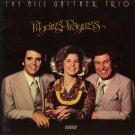 THE BILL GAITHER TRIO--PILGRIM'S PROGRESS Vinyl LP (Reissue)