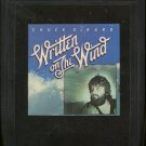 CHUCK GIRARD--WRITTEN ON THE WIND 8-Track Tape