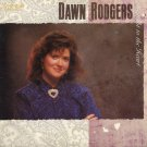 DAWN RODGERS--STRAIGHT TO THE HEART Vinyl LP