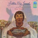 SONNY SALSBURY--LITTLE BIG LUNCH Vinyl LP (Sealed)
