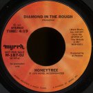 "HONEYTREE--""DIAMOND IN THE ROUGH"" (4:19)/""MAKING MELODY IN MY HEART"" (3:08) 45 RPM 7"" Vinyl"