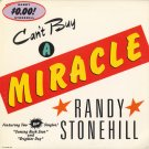 "RANDY STONEHILL--""COMING BACK SOON"" (4:36)/""BRIGHTER DAY"" (4:05) 12"" Vinyl Single"