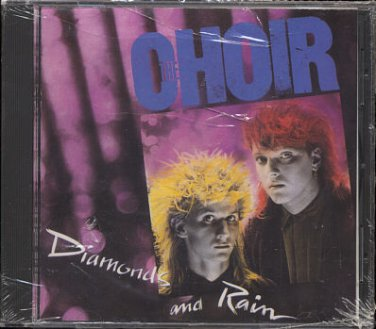 THE CHOIR--DIAMONDS AND RAIN Compact Disc (CD) (Sealed!)