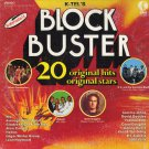 VARIOUS--BLOCK BUSTER Vinyl LP (Silver Connection, War, Alice Cooper, B.T. Express, 5000 Volts)