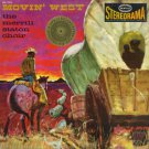 THE MERRILL STATON CHOIR--MOVIN' WEST Vinyl LP