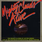 MIGHTY CLOUDS OF JOY--MIGHTY CLOUDS ALIVE Vinyl LP