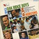 OAK RIDGE BOYS--NEW HORIZONS Vinyl LP