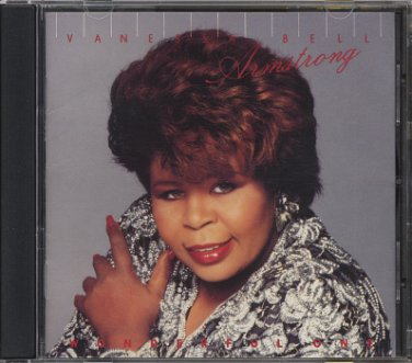 VANESSA BELL ARMSTRONG--WONDERFUL ONE Compact Disc (CD)