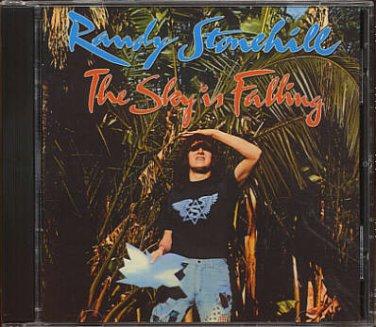 RANDY STONEHILL--THE SKY IS FALLING Compact Disc (CD) (1994 CD W/ 2 Alt. Mixes & 3 Bonus Tracks)