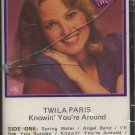 TWILA PARIS--KNOWIN' YOUR AROUND Cassette Tape (Sealed)