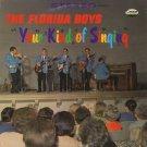 FLORIDA BOYS--YOUR KIND OF SINGING Vinyl LP