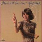 KELLY WILLARD--BLAME IT ON THE ONE I LOVE Vinyl LP