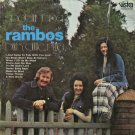 THE RAMBOS--SPOTLIGHTING THE RAMBOS Vinyl LP