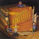 AGAPE FORCE--FAVORITES VOLUME I Gold Label Vinyl LP (With Barry McGuire)