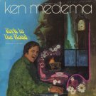 KEN MEDEMA--FORK IN THE ROAD 1972 Autographed?? Vinyl LP