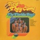 THE FLORIDA BOYS QUARTET--HERE THEY COME 1975 Vinyl LP