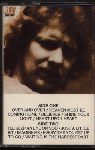 DAVE FULLEN--I'LL KEEP AN EYE ON YOU 1982 Cassette Tape