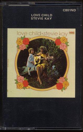 STEVIE KAY--LOVE CHILD 1977 Cassette Tape