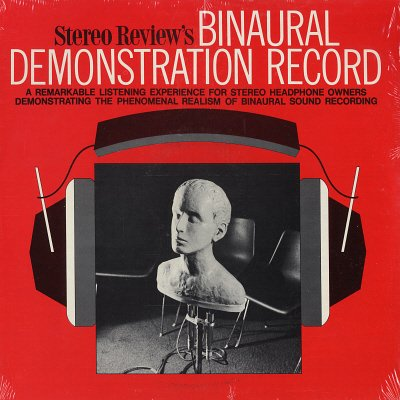 STEREO REVIEW'S BINAURAL DEMONSTRATION RECORD 1970 Vinyl LP