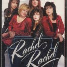 RACHEL RACHEL--WAY TO MY HEART 1991 Cassette Tape