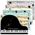 San-X Kutusita Nyanko Music Series Memo Pad - #501