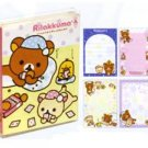 San-X Rilakkuma Late at Night Sticky Notes/Post-it Memo - #301