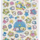 San-X Mamegoma Good Night Series Sparkly Sticker - #102