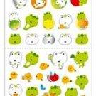 San-X Tsuginohi Kerori Shiny Micro Sticker - #Q8